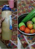 Jus fasting(2) diet kenyang ala hughes