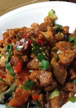 Image result for orek tempe baso cookpad