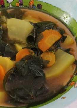 Seger seger sayur buat panas dalam#buatramadhanberkesan