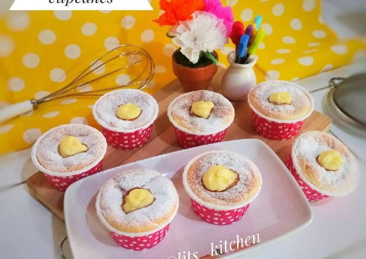 Hokkaido cupcakes