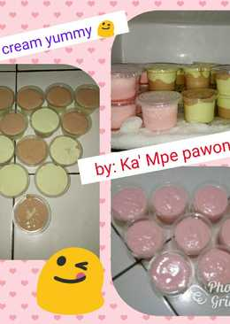 Ice cream pop ice murce (murah cekali)