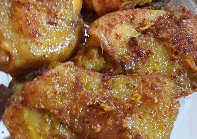 Ayam Goreng Ungkep Anti Gagal