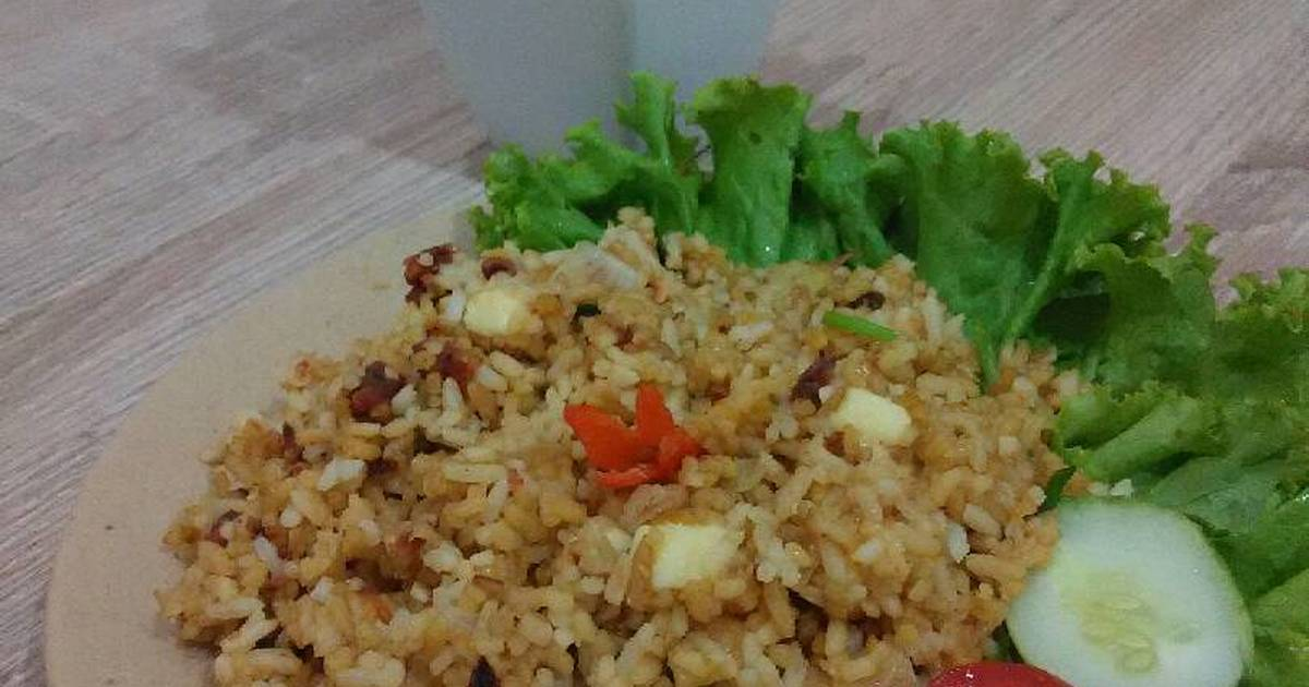 nasi goreng keju   57 resep   cookpad