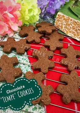 Chocolate 'Tempe' Cookies