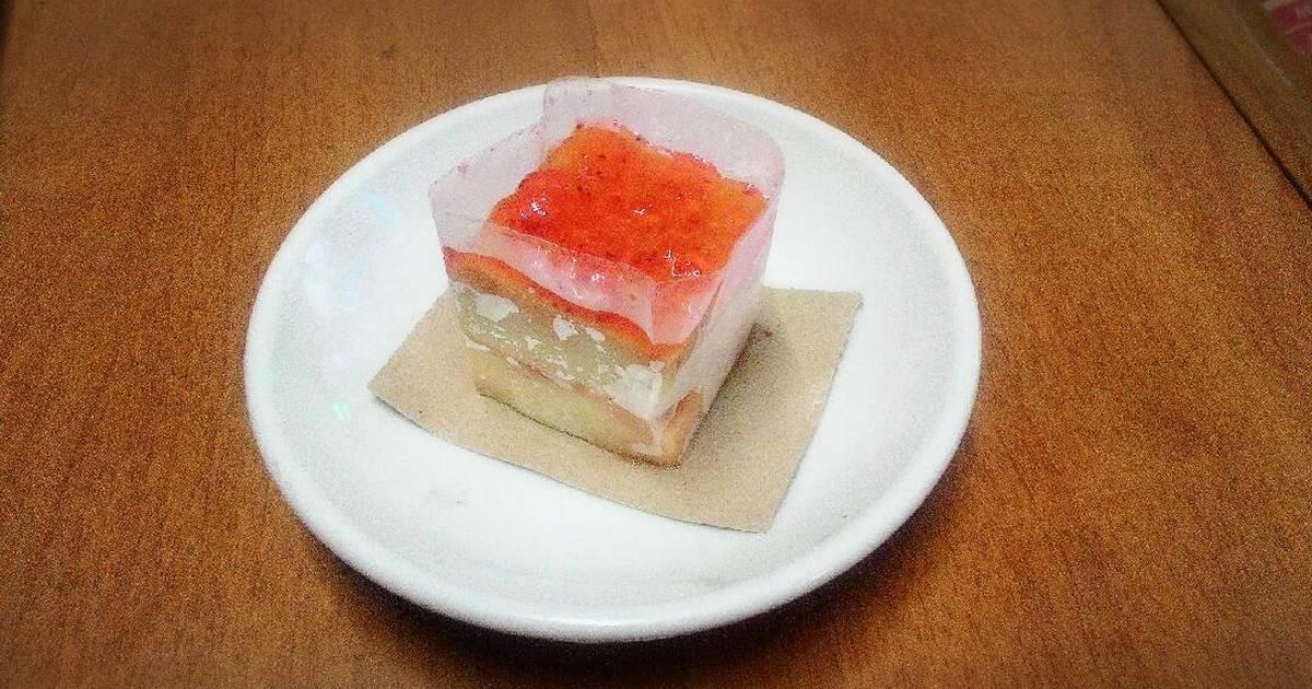 Resep Cheese Cake Kukus Ekonomis: Resep Cheese Cake Kukus 🍰 Oleh R A N I