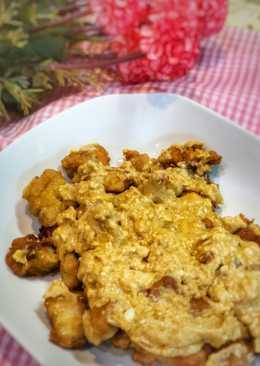 Salted Egg Chicken ala Tiger Kitchen, lumer menggoda
