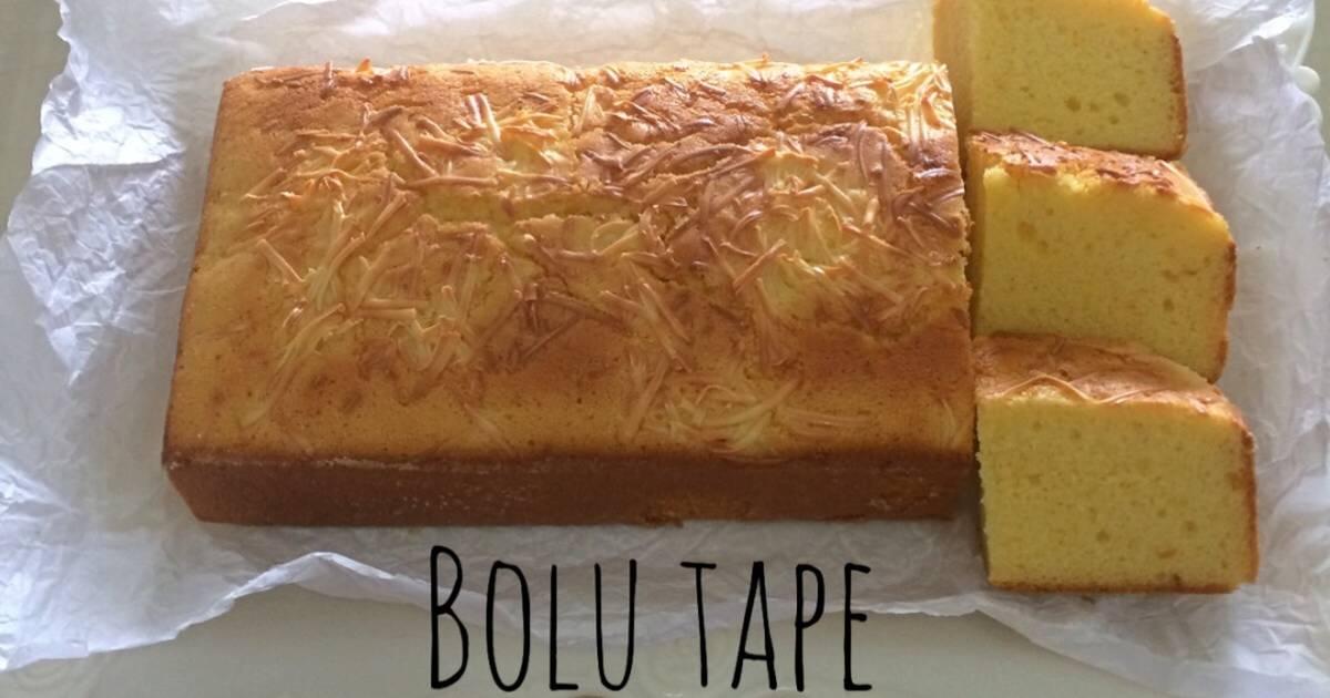 Resep Bolu tape resep chef Yongki