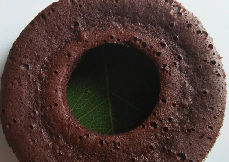 Brownies kukus lembut