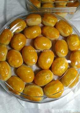 Nastar Eggless Lumer