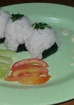 Onigiri nasi liwet
