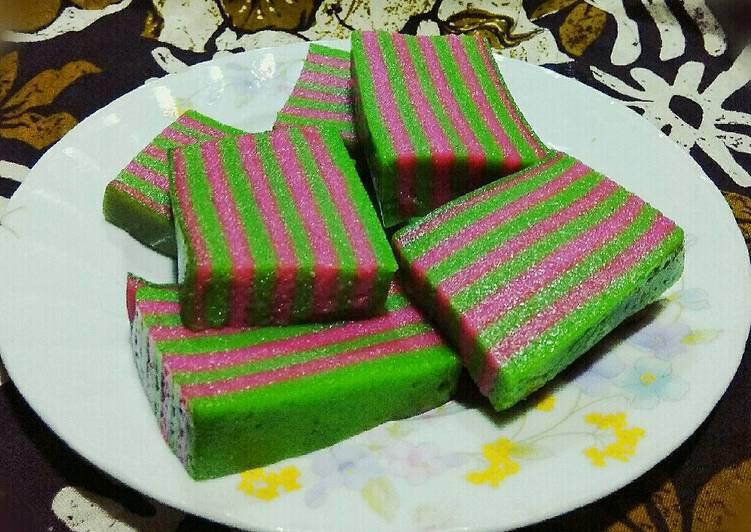 Resep Kue Lapis Tepung Beras Dari Anto Aneka Resep Dari
