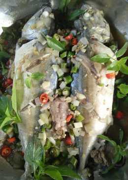 ..*ikan kembung stim limau*.
