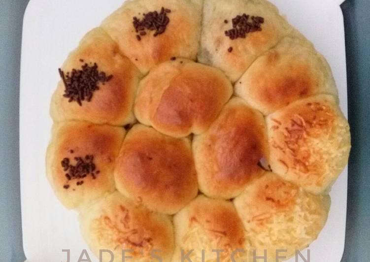 Roti Manis Kasur/Sobek, tanpa ulen, empuk, enak 👍