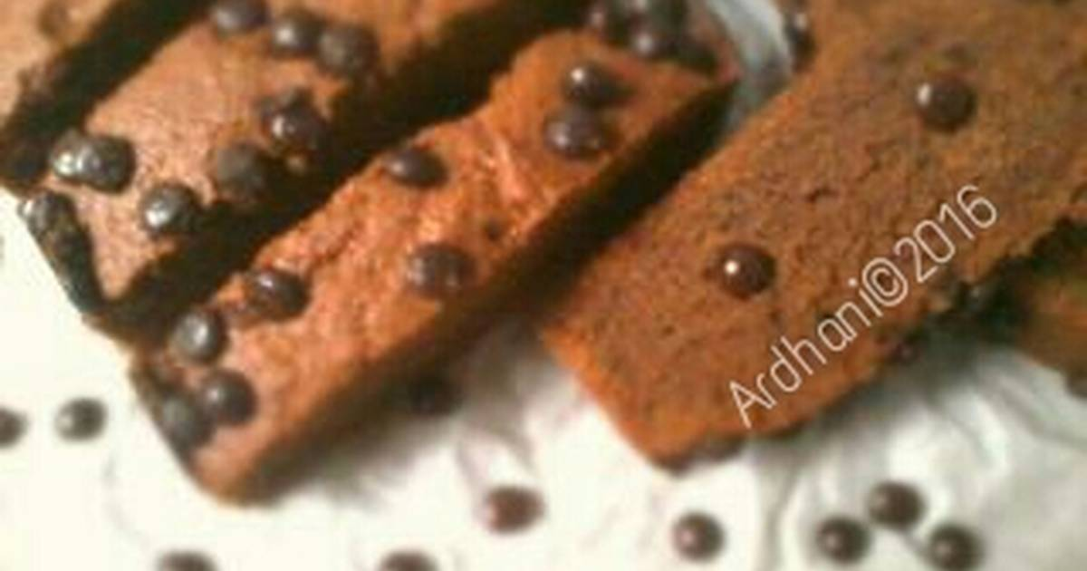 Resep Condendsed Milk Chocolate Pound Cake