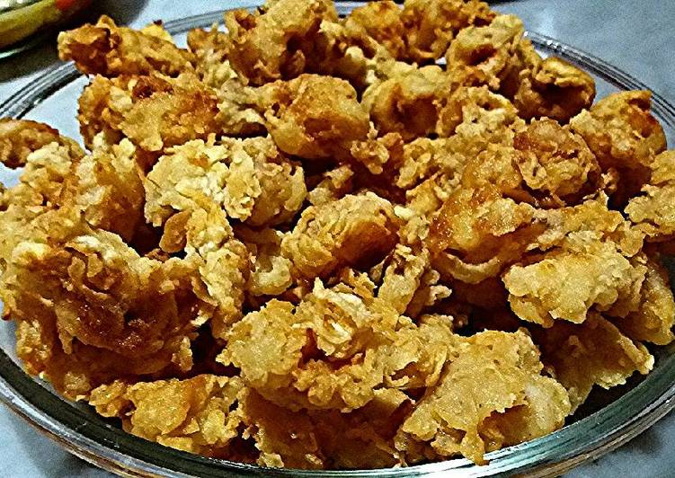 Resep Cumi Goreng Tepung Diah Didi's (awet Crispynya) Oleh PinK Kitchen