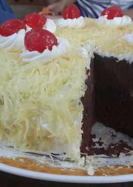 316 resep cake coklat ultah sederhana enak dan sederhana Cookpad