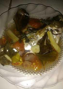 ikan kembung kukus gampang banget