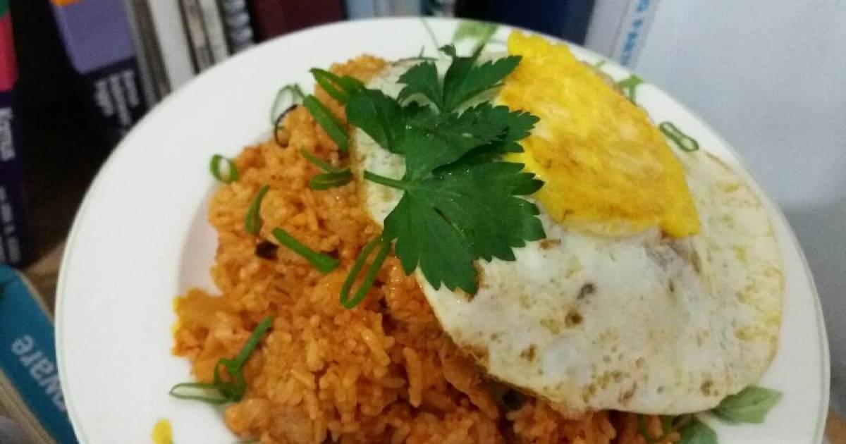 Nasi goreng korea - 27 resep - Cookpad