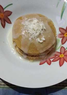Pancake dadakan