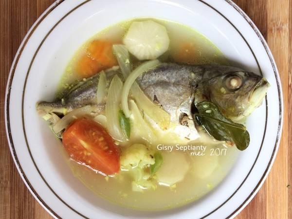 Sop Ikan Kembung #EasyToodlerMeals