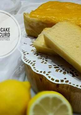Makuta Cake Lemon Curd ala dapur teh_yanithea