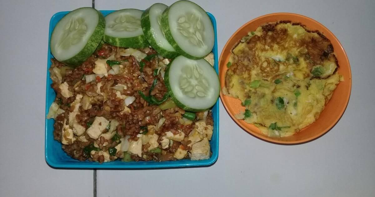 Diet Nasi Merah, Penurun Berat Badan yang Efektif