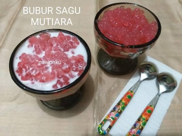 127.Bubur Sagu Mutiara