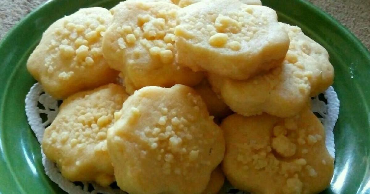 Resep Kue Bangkit Jtt: 25 Resep Kue Kering Bangkit Susu Enak Dan Sederhana