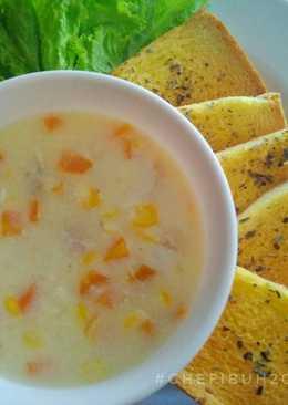 Sup Krim Sederhana
