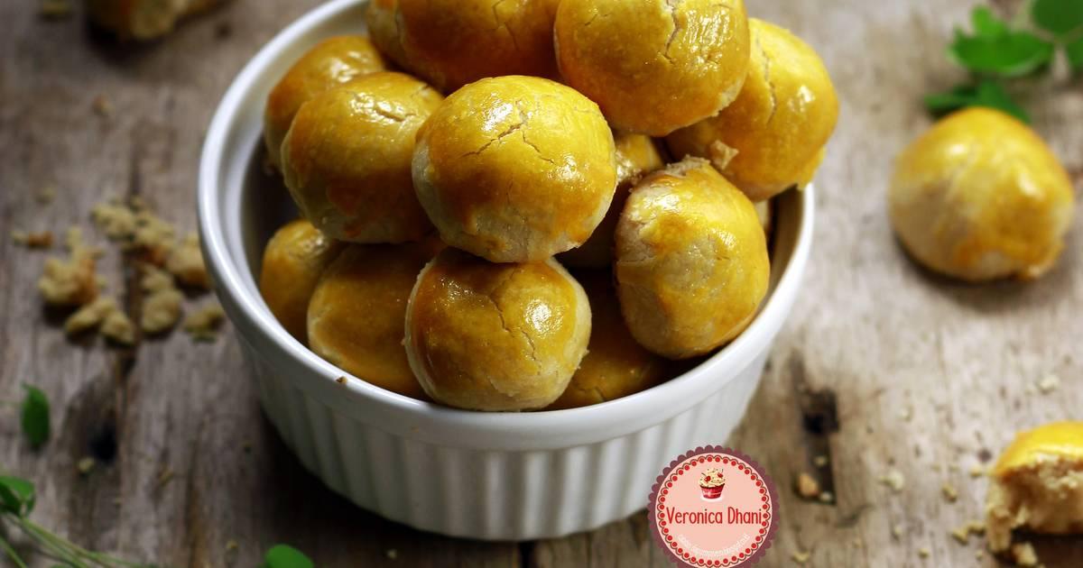 Resep Kue kering selai kacang