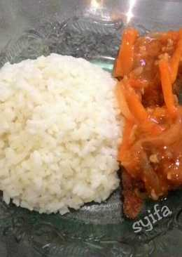 Chicken Katsu Saus Asam Manis Mudah