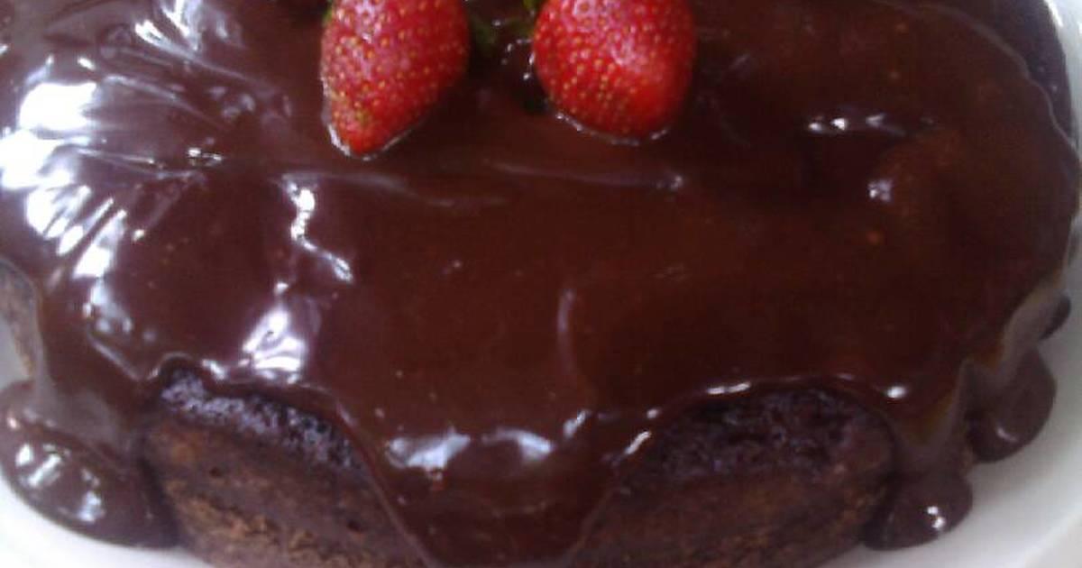 Resep cake kukus coklat yummi