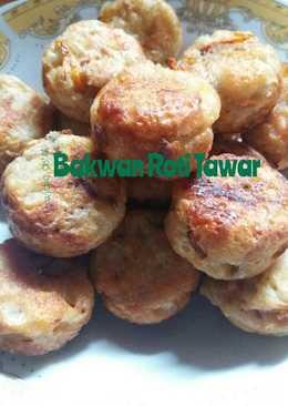 Bakwan Roti Tawar