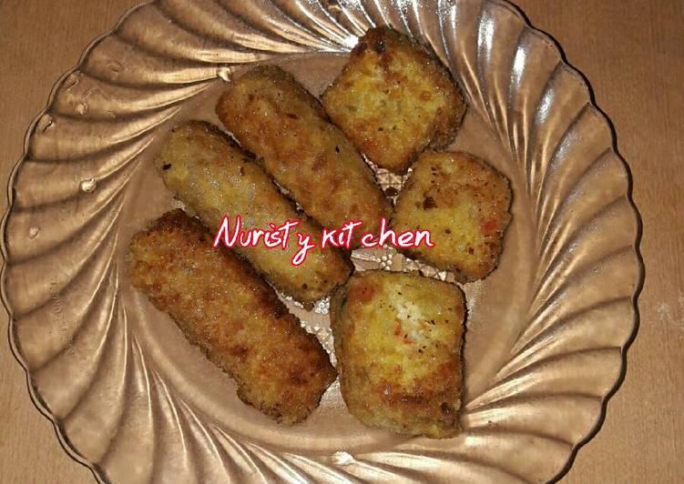 Nugget Mie Ayam Tahu