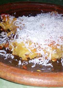 28. Ayam geprek keju