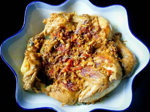 Ayam Betutu (tanpa msg)