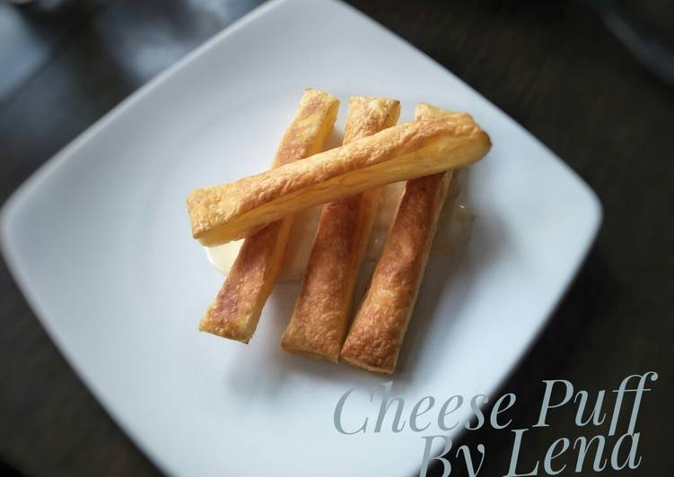 Cheese Puff By Lena