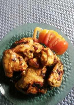 Ayam bakar bumbu rujak simple