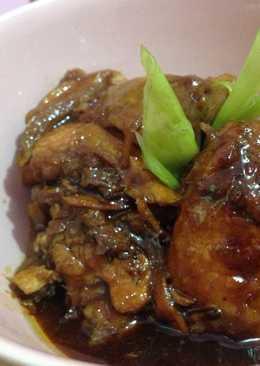 Resep Semur Ayam Ala Kecap Bangau