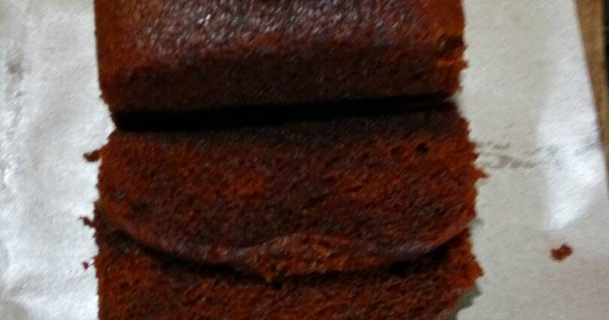 Resep Caramel cake kukus
