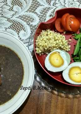 Rawon Daging Sapi 🐄