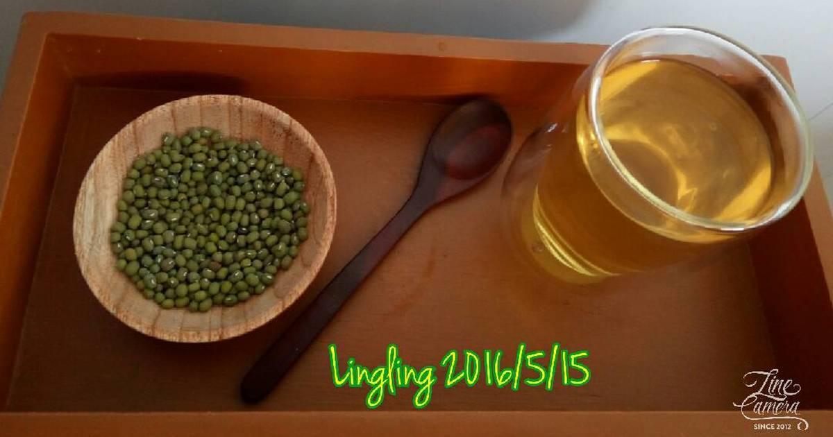 Resep Teh Kacang Hijau