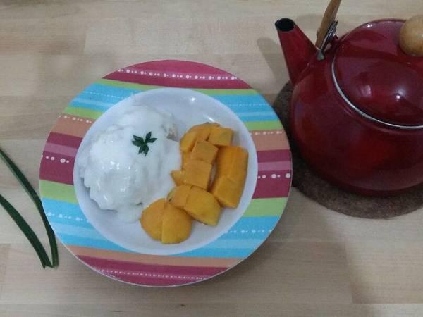 Mango sticky rice GPR
