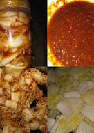 Kimchi resep lokal (sangat simple)