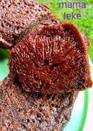 Sarang semut/bingka karamel