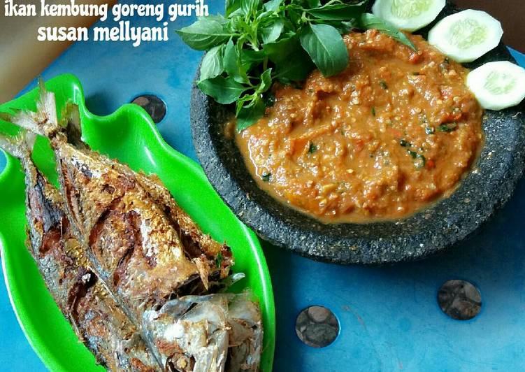 Resep Ikan kembung goreng gurih ???? By Susan Mellyani