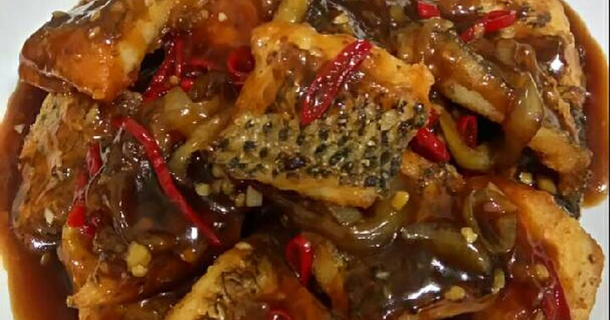 5 resep gurame fillet tepung saus tiram enak dan sederhana