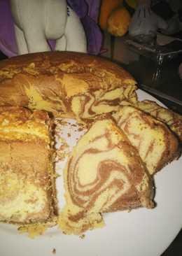 Marble Cake Lembut