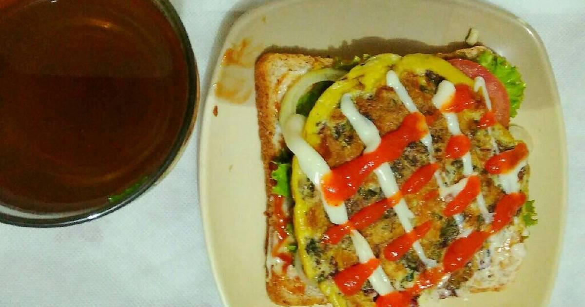 Resep DIET MAYO DAY 5 (lunch) steak ayam Karya Ummu Alula