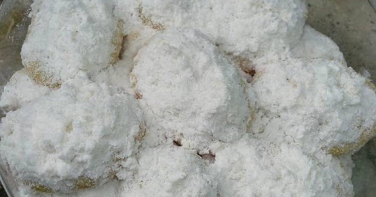 Resep Putri salju lembut (muprul) praktis dan ekonomis